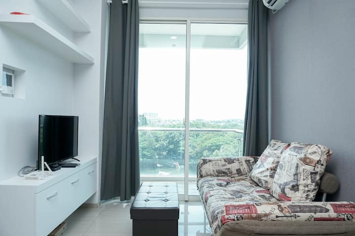 1BR Comfy Apartment at CitraLake Suites