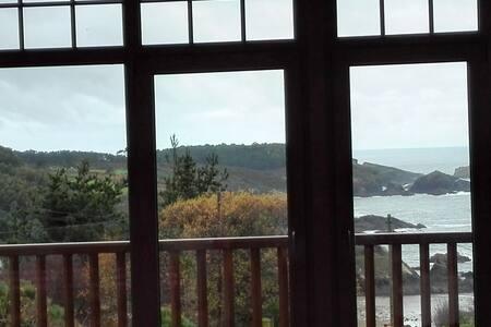 Loft Playa Porcía Asturias (9) Vista espectacular