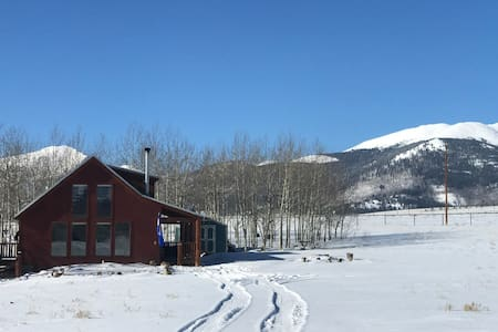 Get away from it all at The Burnt Tree Cabin!