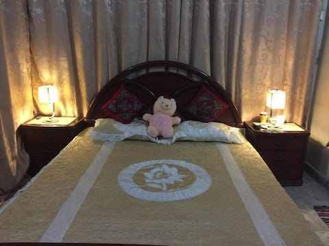 Luxury Full Furnished Wedding Suite for Families
