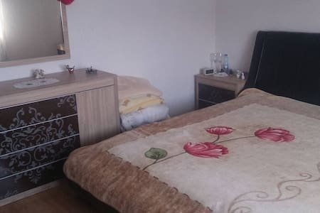 Clean,comfortable, quite like in your family.... - Prizren - Σπίτι