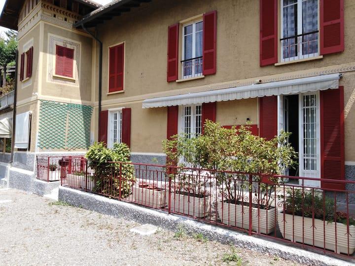 Villa Helios Appartamento