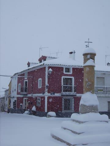 Charming and family-friendly country house - Casa Rural El Vallejo de Jabalera