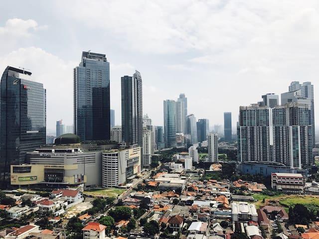 Semanggi 33: best location in the heart of Jakarta
