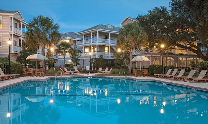 Wyndham Ocean Ridge - Edisto Island *** 2 Bedroom
