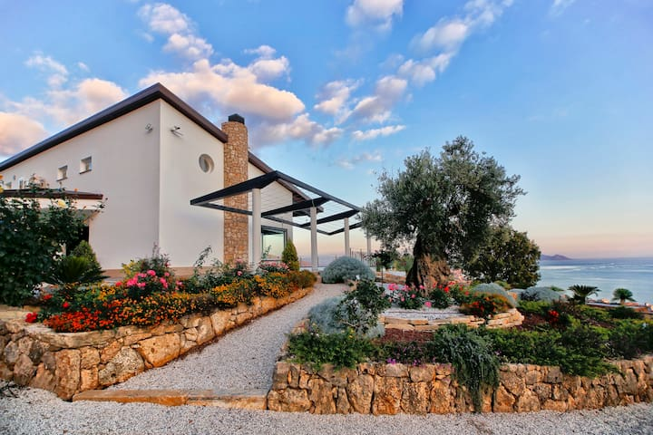 Bed&Breakfast Villa Treglia - Quadrupla