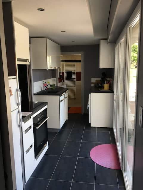 appartement calme  à la campagne proche annecy