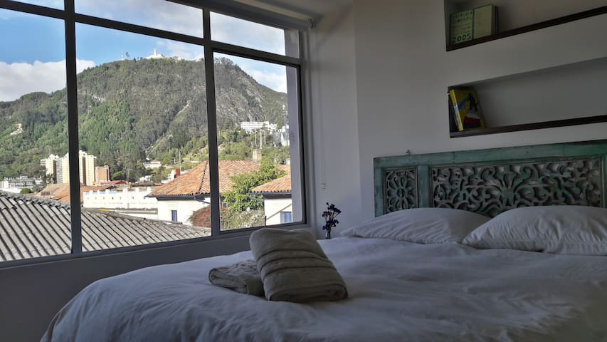 Perfect location in La Candelaria ! - Bogotá - Wohnung