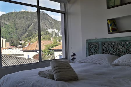 Perfect location in La Candelaria ! - Bogotá - Daire