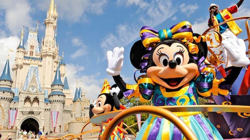Disney room 🇺🇸