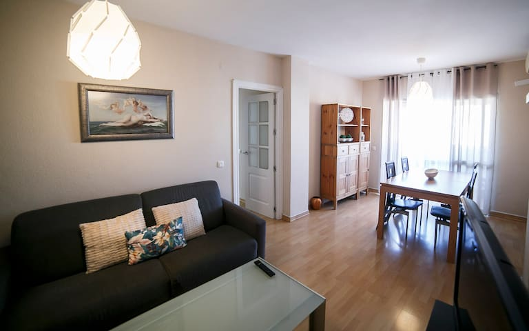 Family Dream Apartment Seville with parking - 6PAX