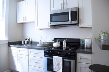 Beautiful Studio Apartment in Nob Hill! - San Francisco - Apartment