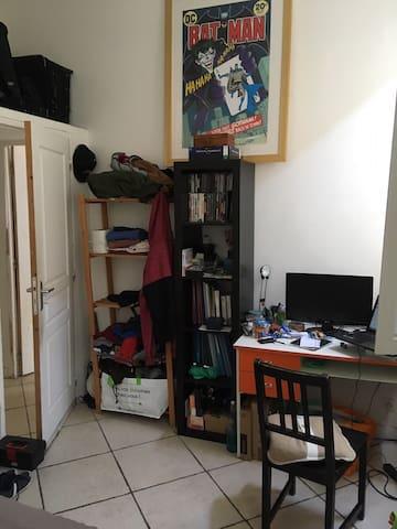 La chambre suite