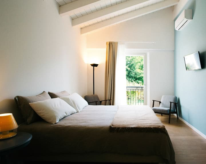 A charming suite between Treviso and Venice