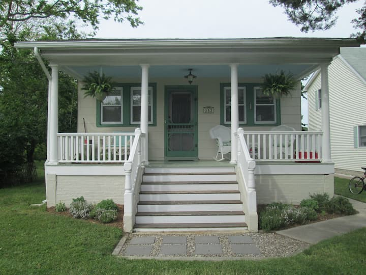 Beautiful Cottage in West Cape May
