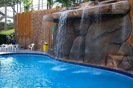 Flat Golden Dolphin Resort Grand Hotel Piscina 24h
