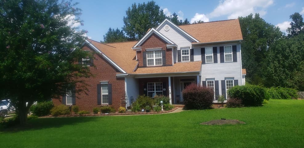 Beautiful house 20 min from Uptown Charlotte CIAA