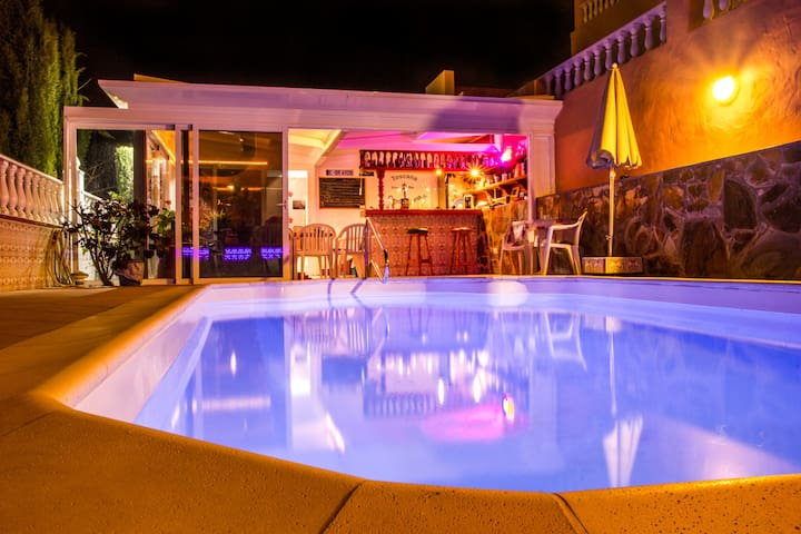 CASA MARRON Apartamento La Gomera - Costa Calma