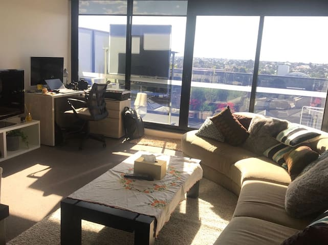 Penthouse Style living with a View in Preston