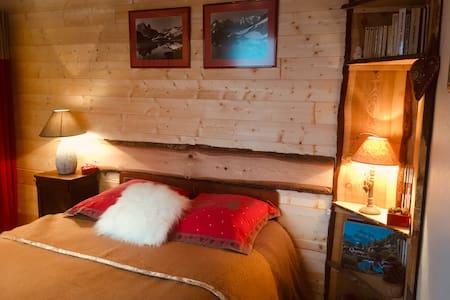 CHAMBRE PRIVEE dans appartement cosy et chaleureux