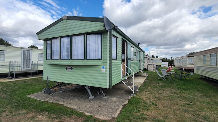 Static Caravan For Hire - Harwich, Essex