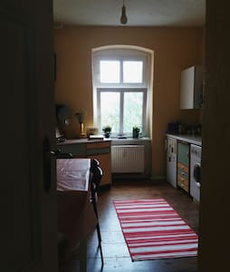 Charming apartment close to Torstr. - Berlín - Pis