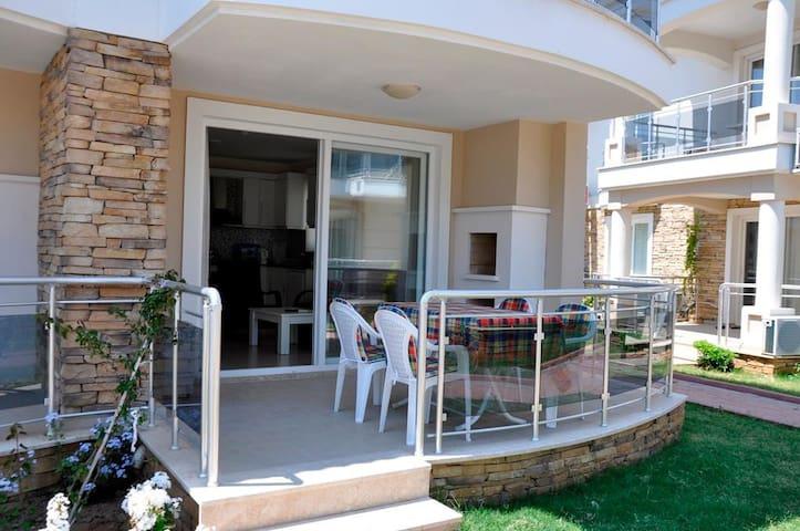 Fethiye Holiday Apartment Unit 1 - Fethiye - Appartement
