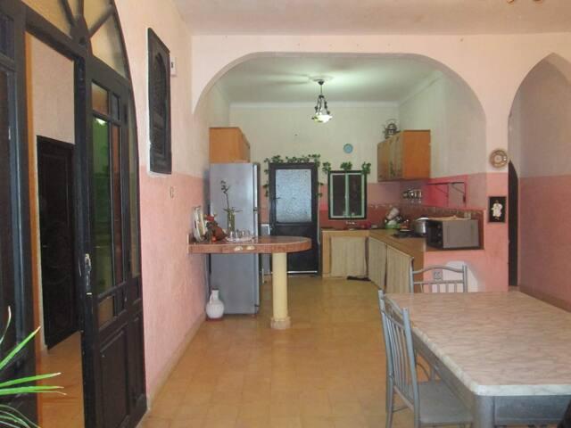 maison ocre marrakech