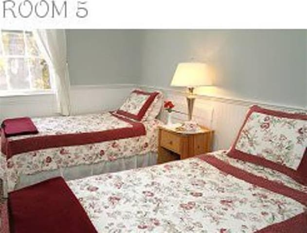 Welcome Home - Rm 5 - Quiet & Restful B&B.