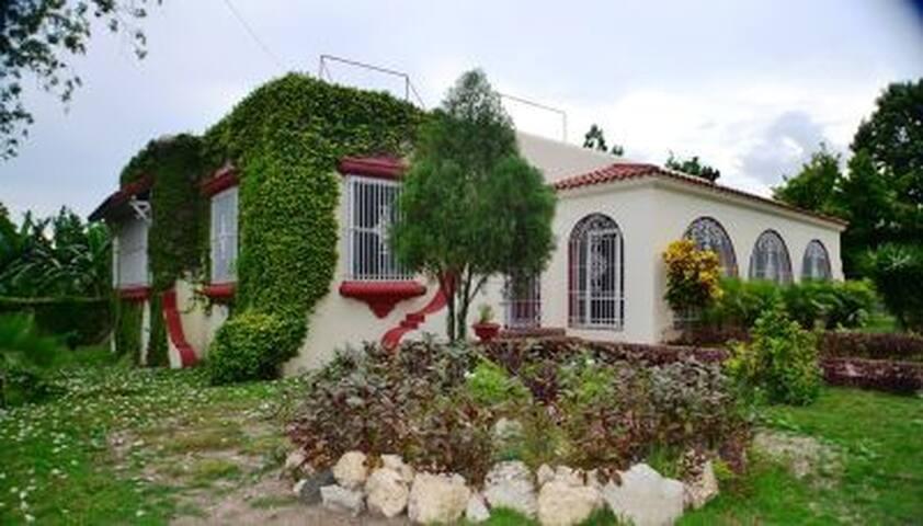 Casa La Hiedra Room 4 (Santiago de Cuba)