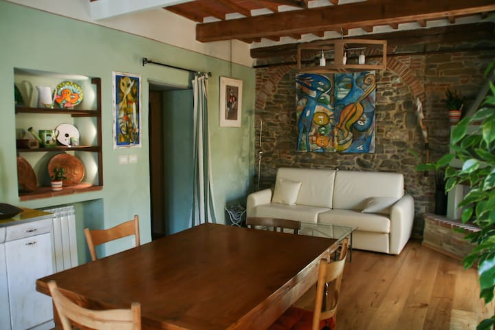 Living Area / Zona giorno
