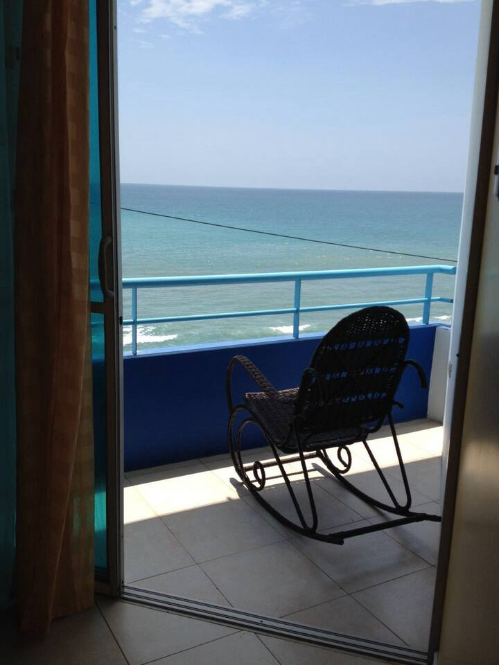 Enjoy Safe Relax and cozy beach apartament! 301