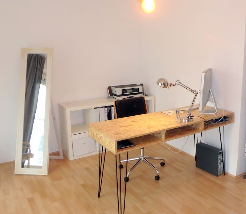 Your room - desk