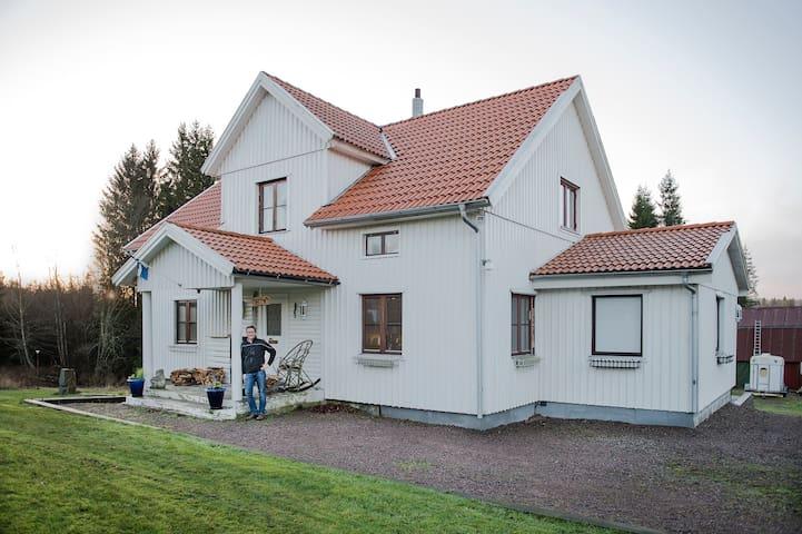 Hestra Yttre, Mårdaklev Svenljunga - Mårdaklev - Haus