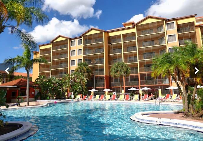 Studio 1 Bed/1 Bath Condo- Theme Parks- Orlando FL