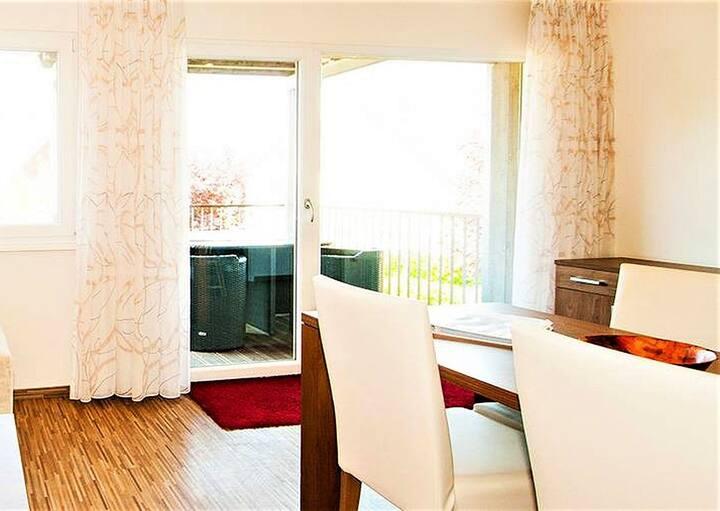 Hotel Storchen Bodensee, (Uhldingen-Mühlhofen), Premium 4-Raum Appartement