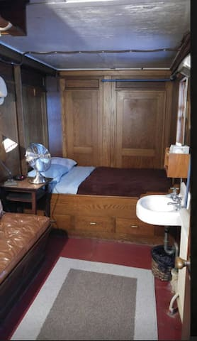 Railroad executive Stateroom - Manistee - Vene