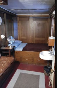 Railroad executive Stateroom - Manistee - Barco