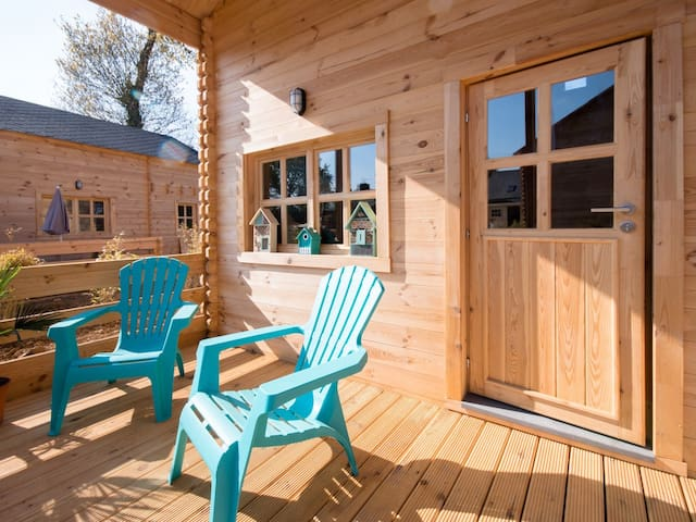 Cottage 5 personnes SPA SAUNA PISCINE