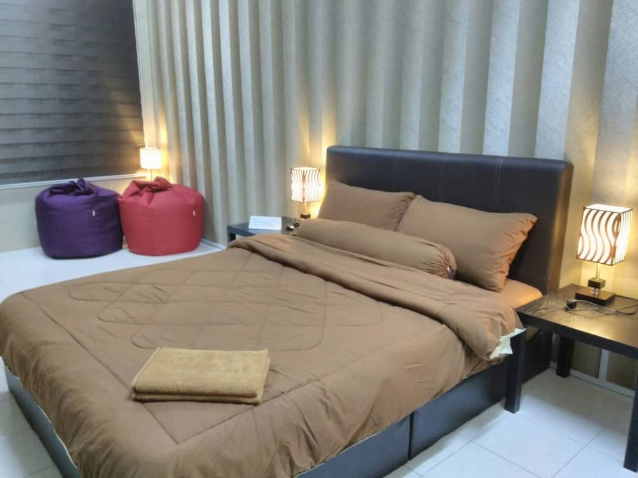 Private 1Q&BA near KLIA / KLIA2 (2 pax)