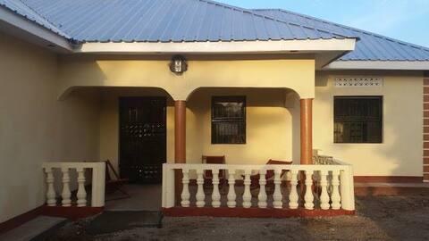 Secure Home in Nebbi, North-Western Uganda