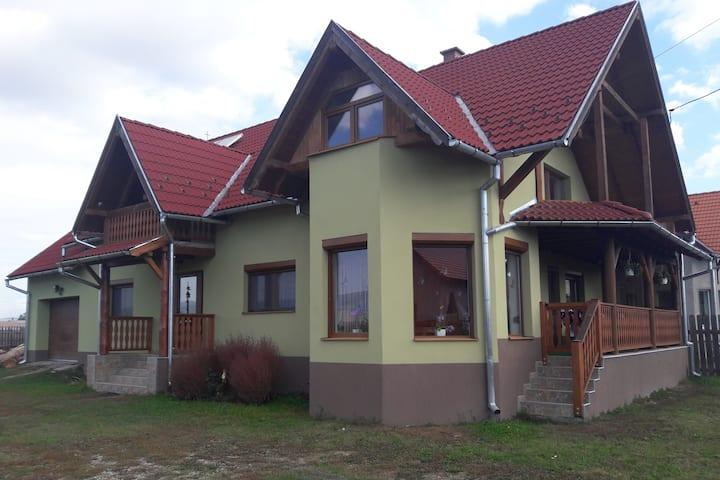 Székelyföldi családi ház