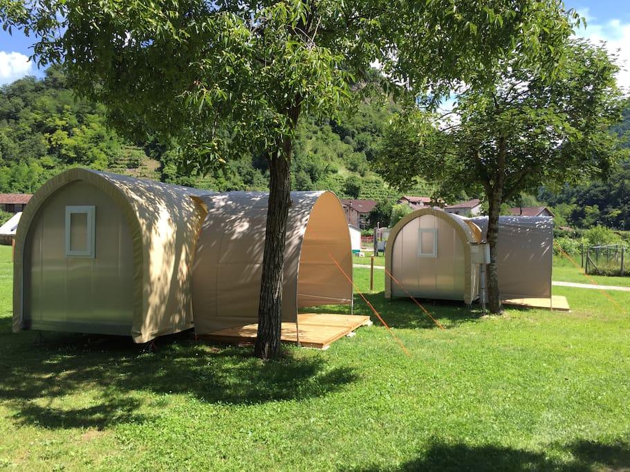 smart tents