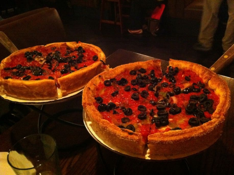 Photo of Patxi's Pizza in Noe Valley