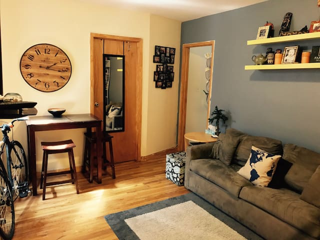 Cool and Cozy Apartment in Spanish Harlem - New York - Apartment
