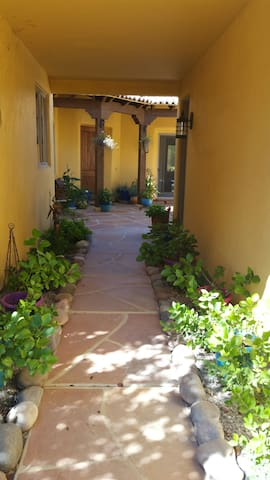 Detached studio casita in Tubac - Tubac - House