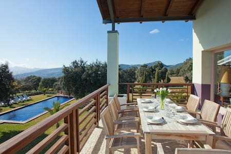 Impressive Views from el Cortijo de Ronda - Arriate - Villa