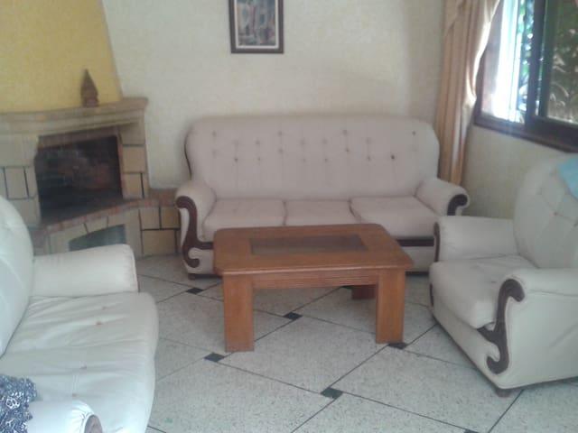 VILLA DUPLEXE - Sidi Bouzid