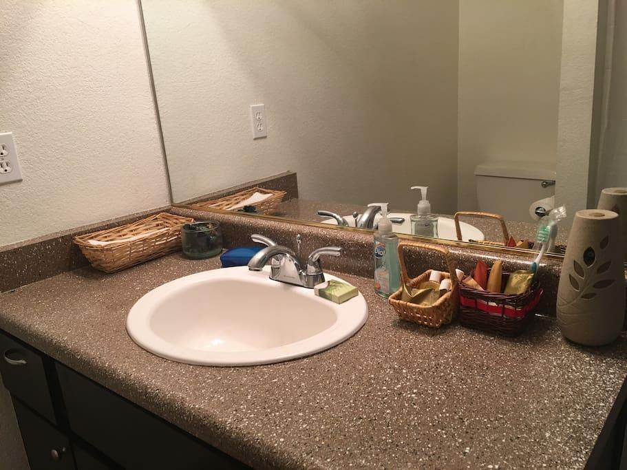 Private Bathroom, Yeah