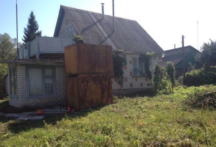 Эко дом, дача в 20 км от Воронежа. Природа,воздух.